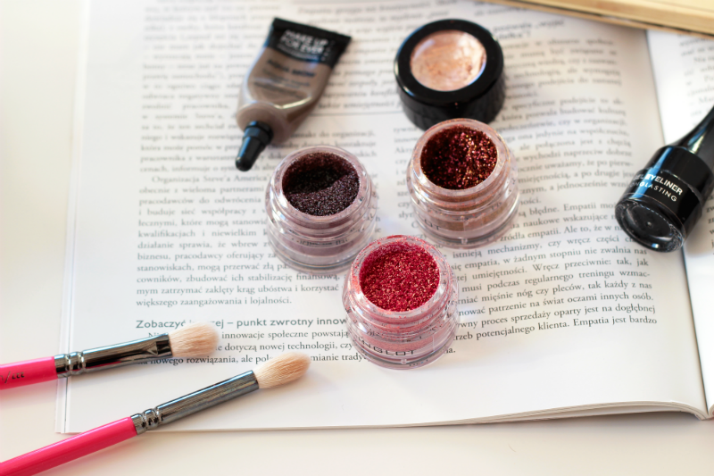 ulubieńcy i odkrycia 2014 roku - kosmetyki kolorowe